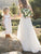 Ivory wedding dress, A-line Sweetheart Floor-length Tulle Wedding Dresses Long MK025