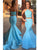 2017 Mermaid Prom Dress,Two pieces Prom Dress, Halter Evening Dress,Mermaid Formal Dress MK568 - DemiDress.com