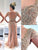 Sheath/Column Bateau Floor-length Short Tulle Prom Dress/Evening Dress # ON063