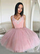 Homecoming Dress 2017 A-line Prom Drsess Juniors Homecoming Dresses SKY116