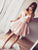 A-line Homecoming Dress Short Prom Drsess Juniors Homecoming Dresses SKY130