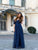 A-line Prom Dress Off-the-shoulder Prom Dresses/Evening Dress SKY162