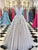 2018 A-line Prom Dress Lace V Neck Cheap Long Prom Drsess SKY180 - DemiDress.com