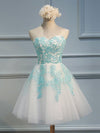A-line Homecoming Dress Short/Mini Prom Drsess Juniors Homecoming Dresses SKY188