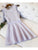 A-line Homecoming Dress Scoop Juniors Homecoming Dresses SKY313