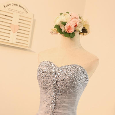 2017 A-line Sweetheart Short Prom Drsess Homecoming Dresses SKY326 - DemiDress.com