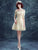 A-line Homecoming Dress Short Prom Drsess Juniors Homecoming Dresses SKY463