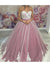 2017 A-line Sweetheart Prom Dress Party Dress Evening Dresses SKY510