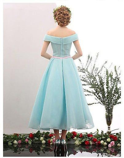 2017 A-line Homecoming Dress Short Party Dress Cocktail Dresses SKY520 - DemiDress.com