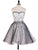 A-line Sweetheart Short Prom Drsess Juniors Homecoming Dresses SKY546