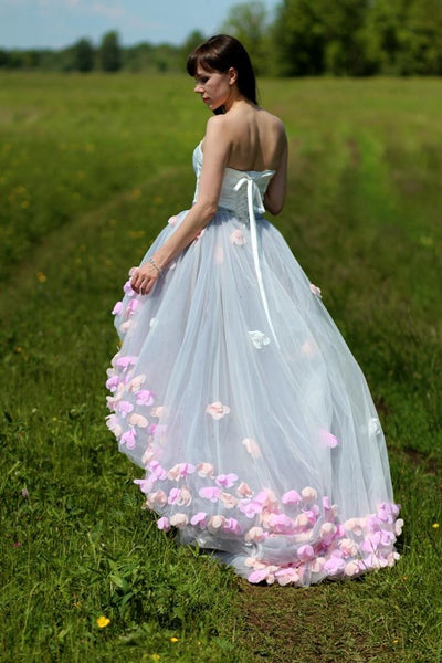 Nature Prom Gowns