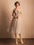 A-line Strapless Short Prom Drsess Juniors Homecoming Dresses SKY601