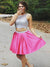 2017 A-line Short Prom Drsess Charming Homecoming Dresses SKY613
