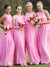 2017 A-line Prom Drsess/Evening Dress Bridesmaid Dress SKY626