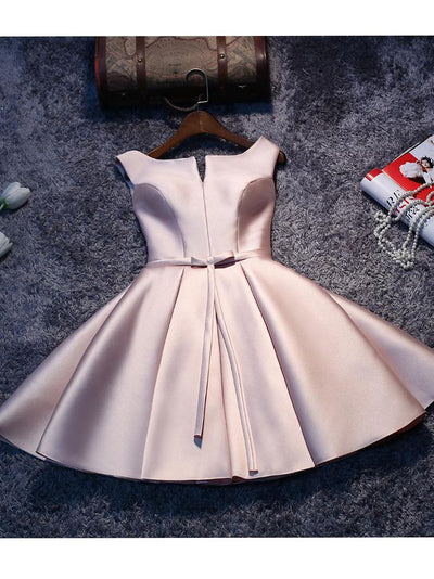 2017 Charming Homecoming Dresses A-line Short Prom Dress SKY699 - DemiDress.com