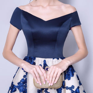 2017 Charming Homecoming Dresses A-line Short Prom Dress SKY706 - DemiDress.com