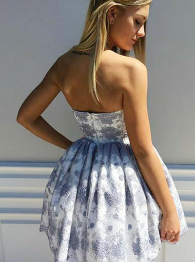 2017 Charming Homecoming Dresses A-line Short Prom Dress SKY720 - DemiDress.com