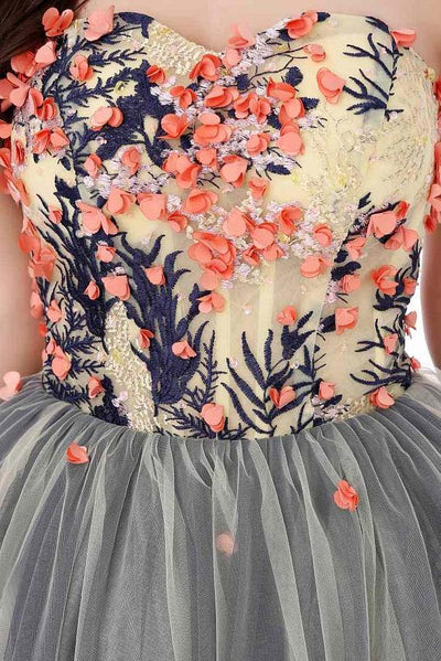 Charming A-line Sweetheart Short Prom Drsess Homecoming Dress SKY732