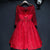 A-line-Scoop-Homecoming-Dresses-Burgundy-Short-Prom-Dress-SKY754