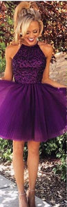 A-line-Straps-Homecoming-Dresses-Grape-Short-Prom-Dress-SKY852