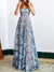 2018 Lace Prom Dress A Line Cheap Long Prom Dress SKY915