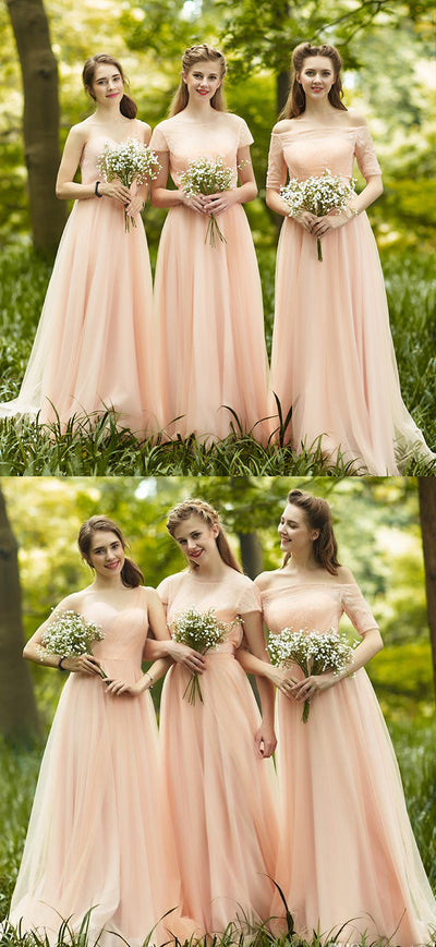 359303549a 2018 Bridesmaid Dresses One Shoulder Floor-length Cheap Simple Bridesmaid  Dresses   VB1078 - DemiDress