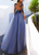 Chic A-line Prom Dress Cheap Long Prom Dress # VB1119