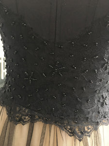 2018 Black Lace Prom Dress Cheap Long Prom Dress # VB1153 - DemiDress.com