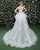 2018 Wedding Dress A-line Sweetheart Asymmetrical Ivory Appliques Wedding Dress # VB1194