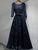 Lace Prom Dress A-line Simple Beautiful Long Cheap Prom Dress # VB1310