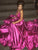 2018 Long Prom Dress A-line Simple Modest African Beautiful Cheap Prom Dress # VB1353 - DemiDress.com