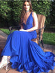Mermaid Prom Dress Simple Cheap Fitted Long Prom Dress # VB1359