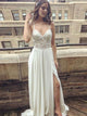 A-line Prom Dress Simple Modest Beautiful Cheap Lace Long Prom Dress # VB1395
