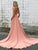 2018 A Line Cheap Prom Dress Simple Modest Elegant Beautiful Long Prom Dress # VB1427 - DemiDress.com