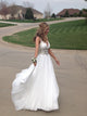 2018 Chiffon Prom Dress Simple Modest Elegant African Cheap Prom Dress # VB1437 - DemiDress.com