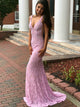 Mermaid Prom Dress Simple Modest Elegant Simple Cheap Lace Long Prom Dress #VB1460