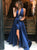 2018 Chic Long Prom Dress Simple Modest Elegant Cheap Prom Dress #VB1491 - DemiDress.com