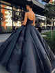 2018 Ball Gown Prom Dress Modest Beautiful Vintage Cheap Long Prom Dress #VB1646 - DemiDress.com