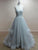 Chic A Line Prom Dress Modest Beautiful Simple Cheap Long Prom Dress #VB1695