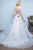 2018 Ball Gown Prom Dress Modest Cheap Beautiful Long Prom Dress #VB1807 - DemiDress.com