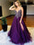 Chic A Line Prom Dress Modest Beautiful Long Prom Dress #VB1866