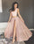 2018 Two Piece Prom Dress Modest Beautiful Cheap Long Prom Dress #VB1870 - DemiDress.com