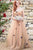 A Line Prom Dress Modest Beautiful Simple Cheap Long Prom Dress #VB1887