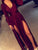 Burgundy Prom Dress With Sleeves Modest Cheap Long Prom Dress #VB2013