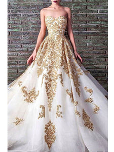 2018 Wedding Dresses A-line Lace Simple Cheap Wedding Dress  # VB2020