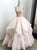 Ball Gown Prom Dress Pink Cheap Long Prom Dress #VB2079