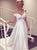 2018  Off The Shoulder Wedding Dress Cheap Ivory Wedding Dress # VB2093 - DemiDress.com