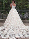 2018 Vintage Wedding Dress Cheap Ball Gown  Wedding Dress # VB2094