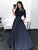 2018 A Line Prom Dress Unique Cheap Long Prom Dress #VB2127 - DemiDress.com