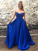 2018 Plus Size Prom Dress Cheap Long Prom Dress #VB2156 - DemiDress.com